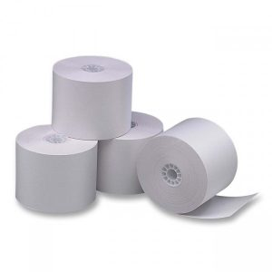 Paper Roll and Label