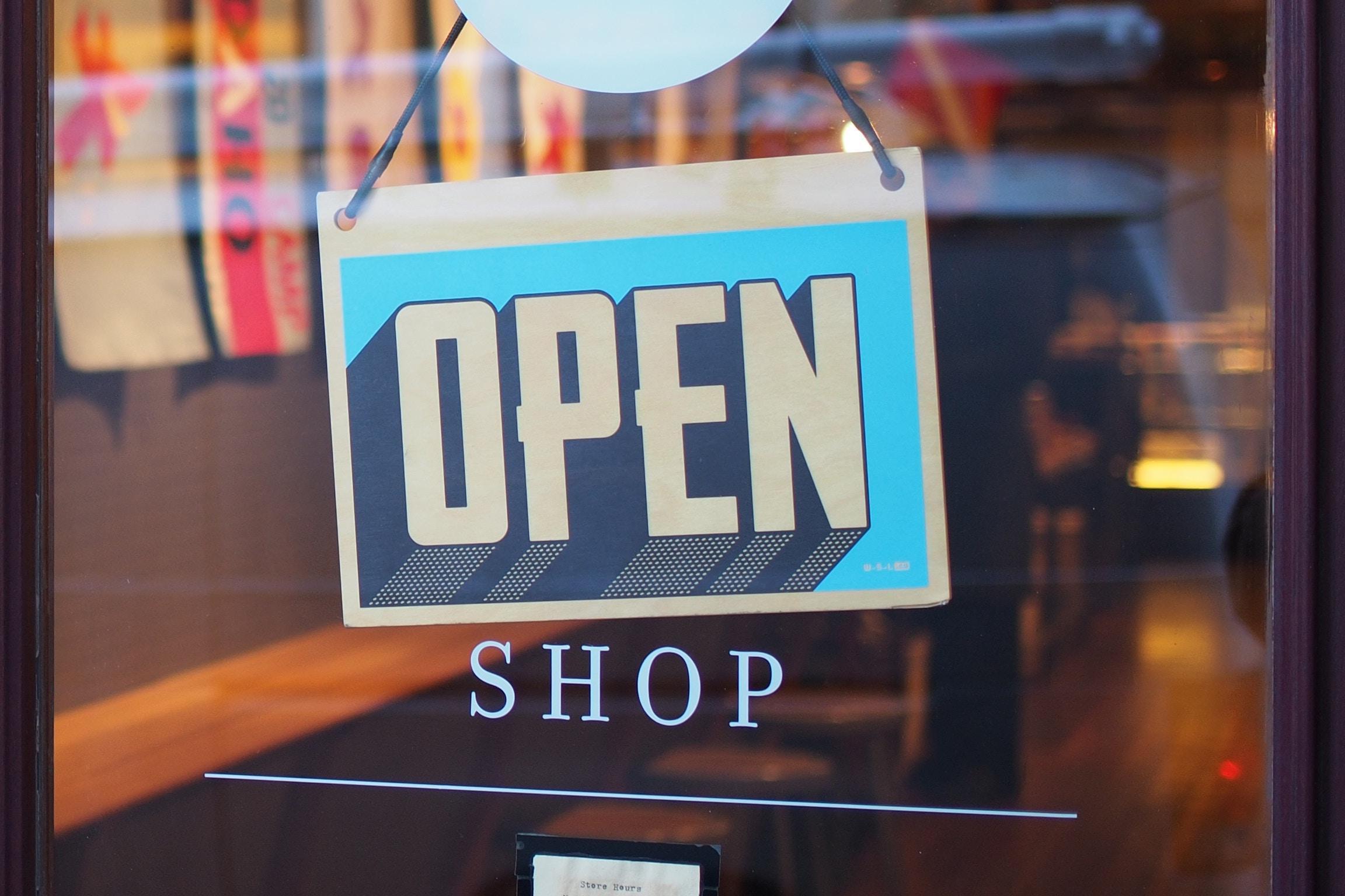 cara buka toko online